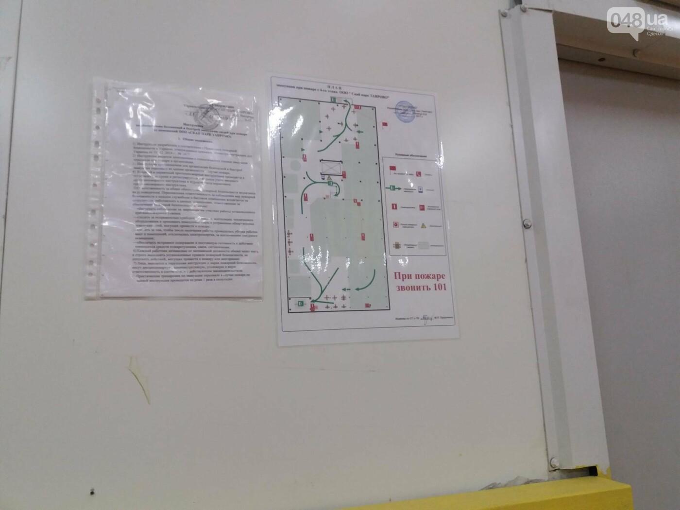 Куда бежать при пожаре: проверяем одесский SkyPark и учимся действовать правильно (ФОТО, ВИДЕО)  , фото-12