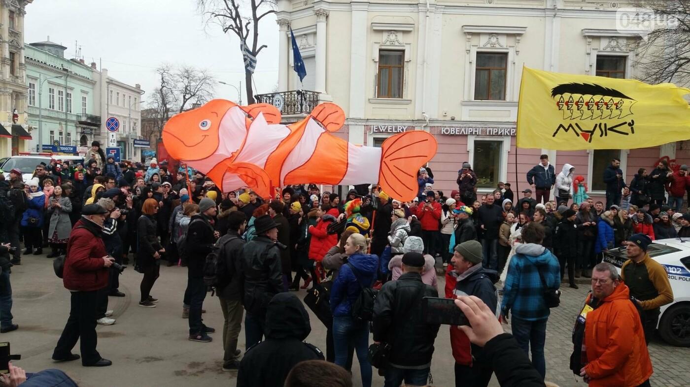 Юморина в разгаре: По Дерибасовской прошел парад-карнавал (ФОТО, ВИДЕО), фото-8