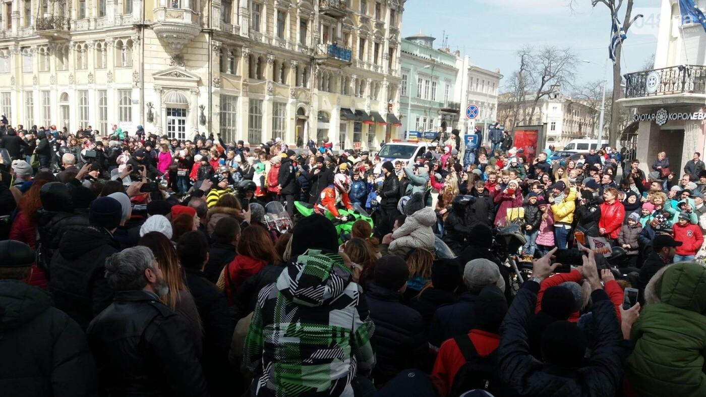 Юморина в разгаре: По Дерибасовской прошел парад-карнавал (ФОТО, ВИДЕО), фото-6