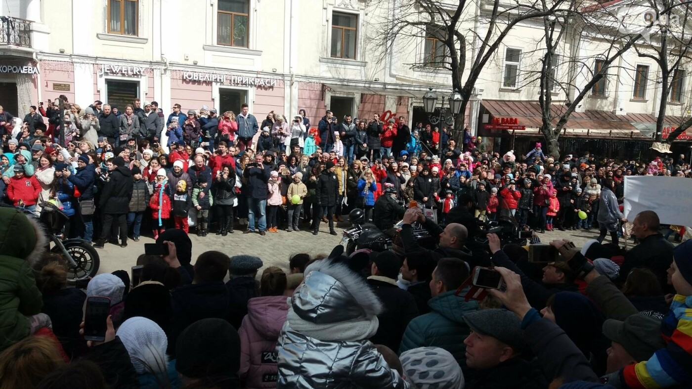 Юморина в разгаре: По Дерибасовской прошел парад-карнавал (ФОТО, ВИДЕО), фото-13