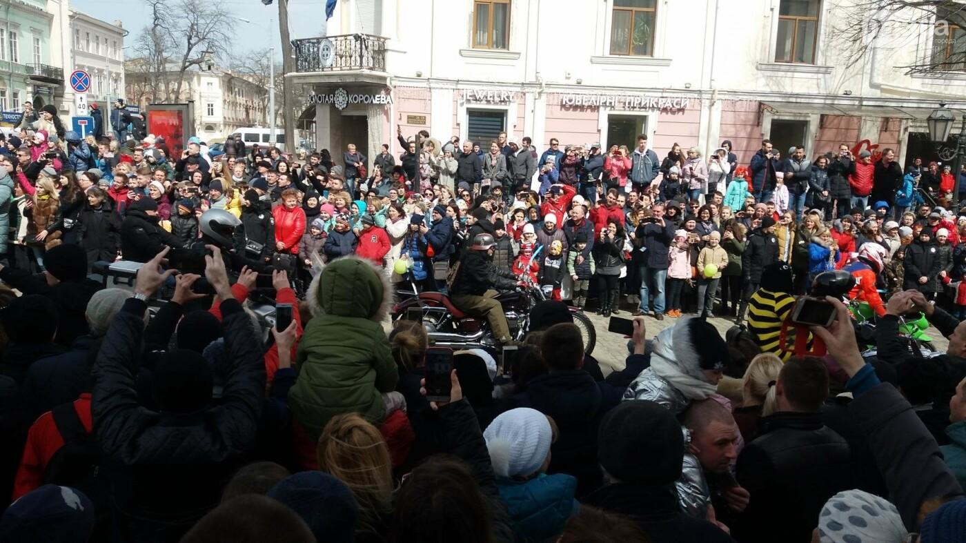 Юморина в разгаре: По Дерибасовской прошел парад-карнавал (ФОТО, ВИДЕО), фото-2