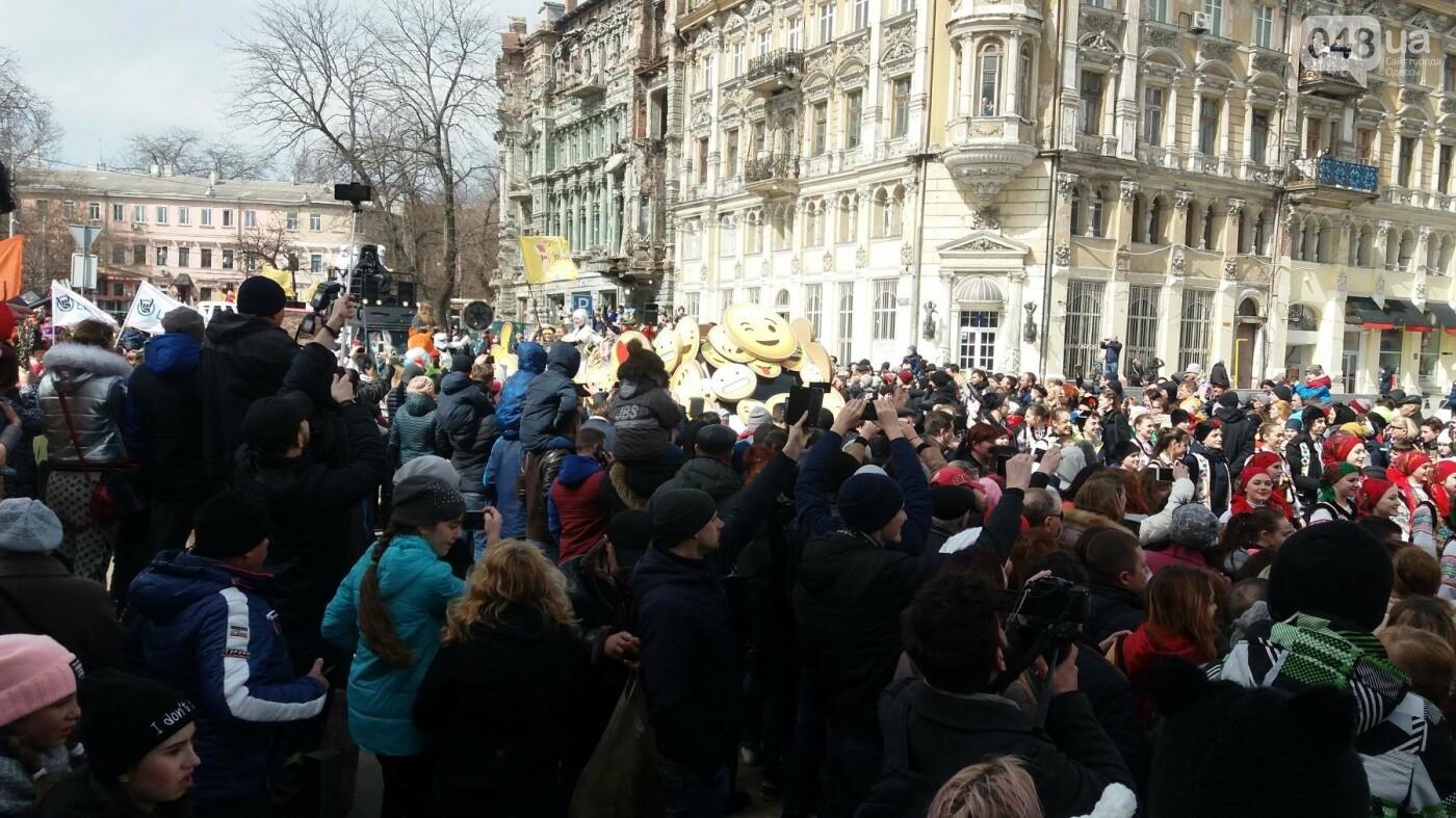 Юморина в разгаре: По Дерибасовской прошел парад-карнавал (ФОТО, ВИДЕО), фото-11