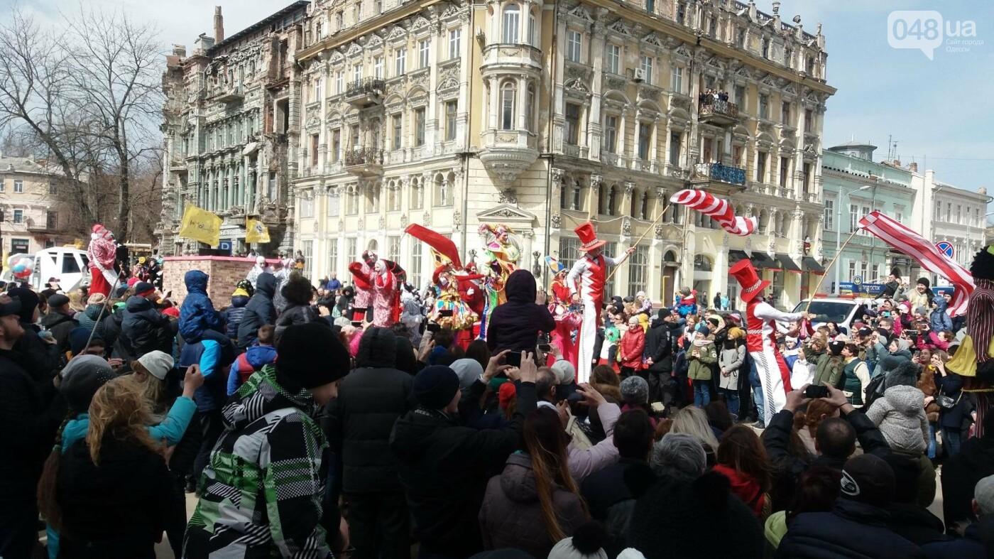 Юморина в разгаре: По Дерибасовской прошел парад-карнавал (ФОТО, ВИДЕО), фото-15