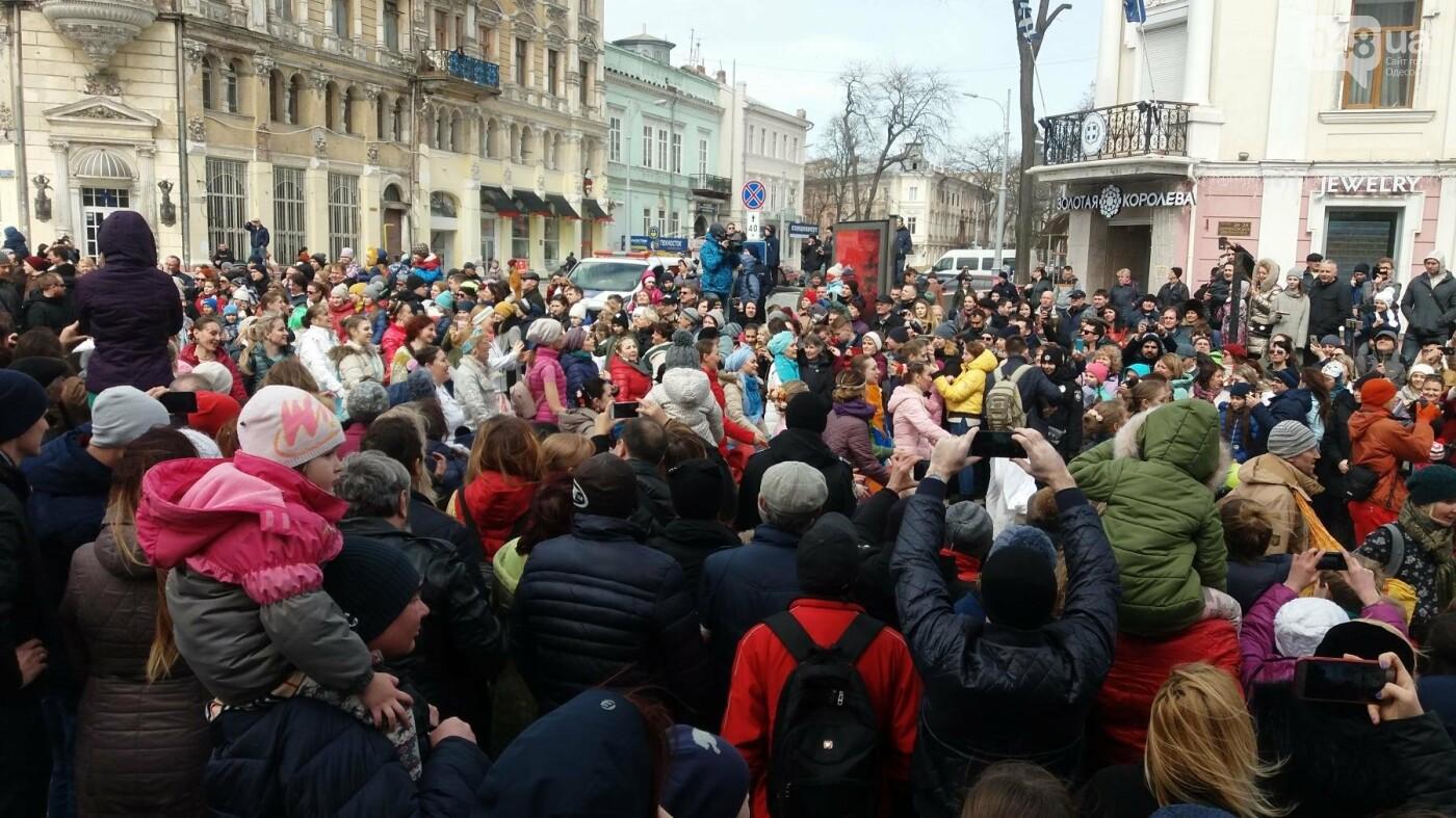 Юморина в разгаре: По Дерибасовской прошел парад-карнавал (ФОТО, ВИДЕО), фото-7