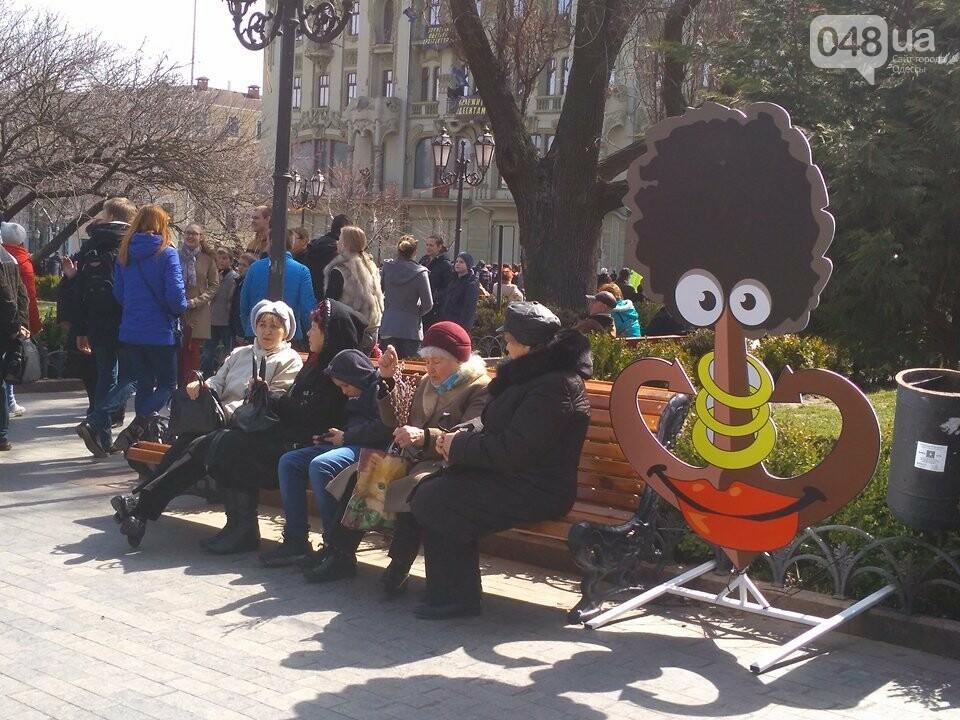Как это было: Одесса отгуляла Юморину-2018 (ФОТО), фото-11