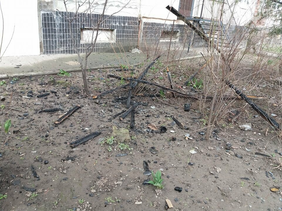 В Одессе горел балкон девятиэтажного дома (ФОТО, ВИДЕО), фото-3