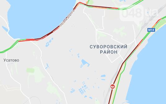 3 часа на работу: Дорожные работы полностью парализовали сообщение центра Одессы с Котовского (ФОТО), фото-1