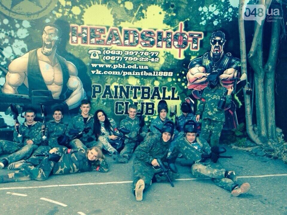 Пейнтбол HeadShot - самый большой клуб в Одессе, фото-7