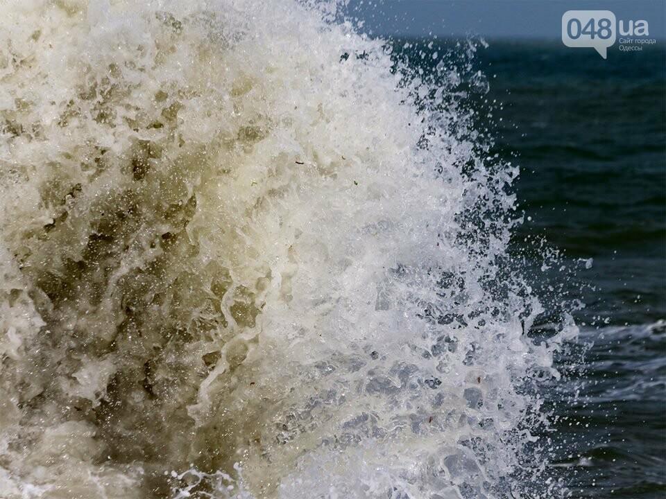 Мощный первоапрельский шторм попал в объектив одесского фотографа (ФОТО), фото-3