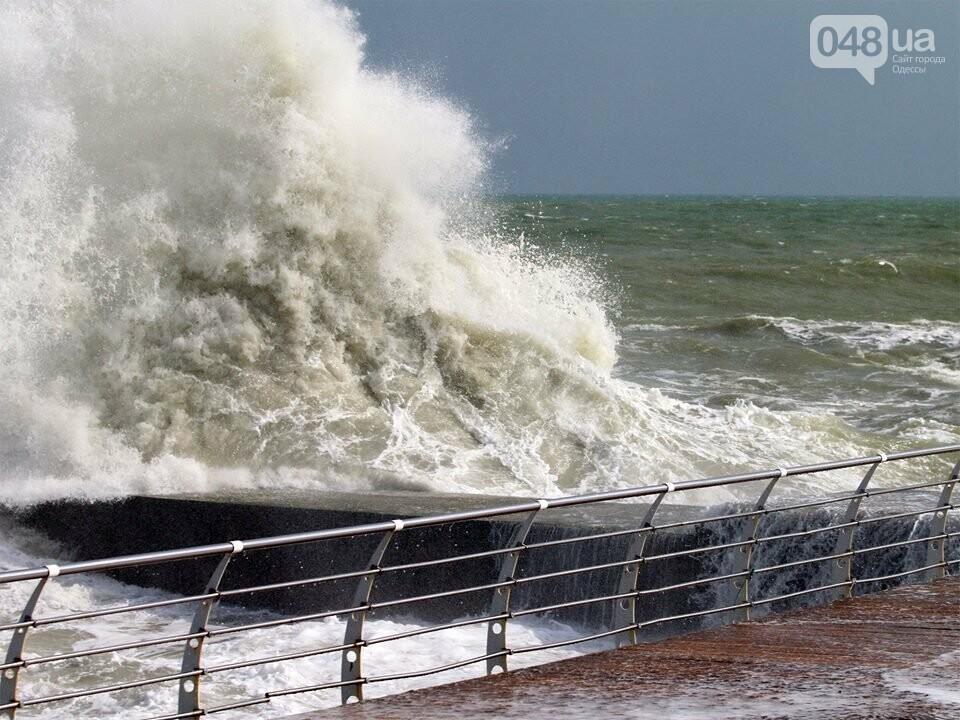 Мощный первоапрельский шторм попал в объектив одесского фотографа (ФОТО), фото-5