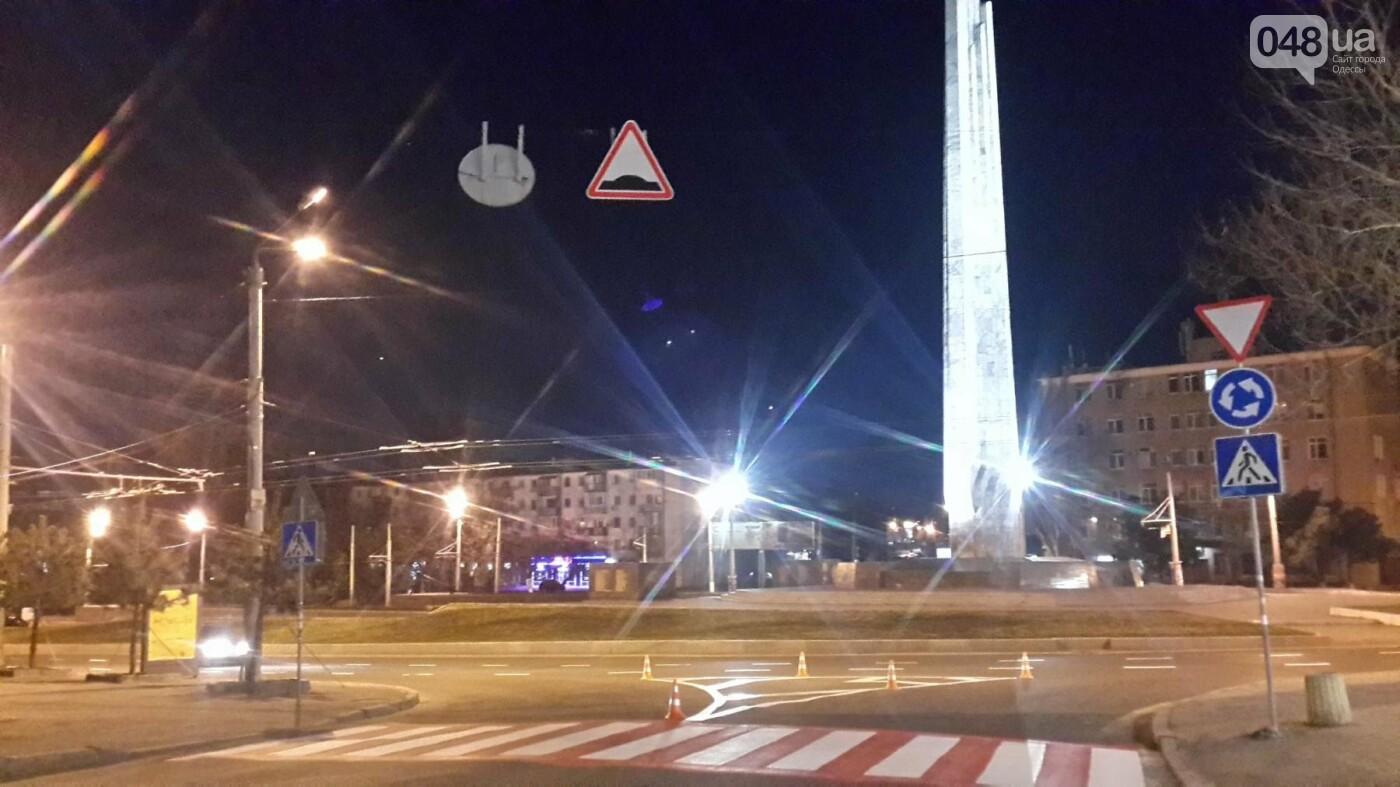 В Одессе разукрасили площадь 10 Апреля (ФОТО), фото-3