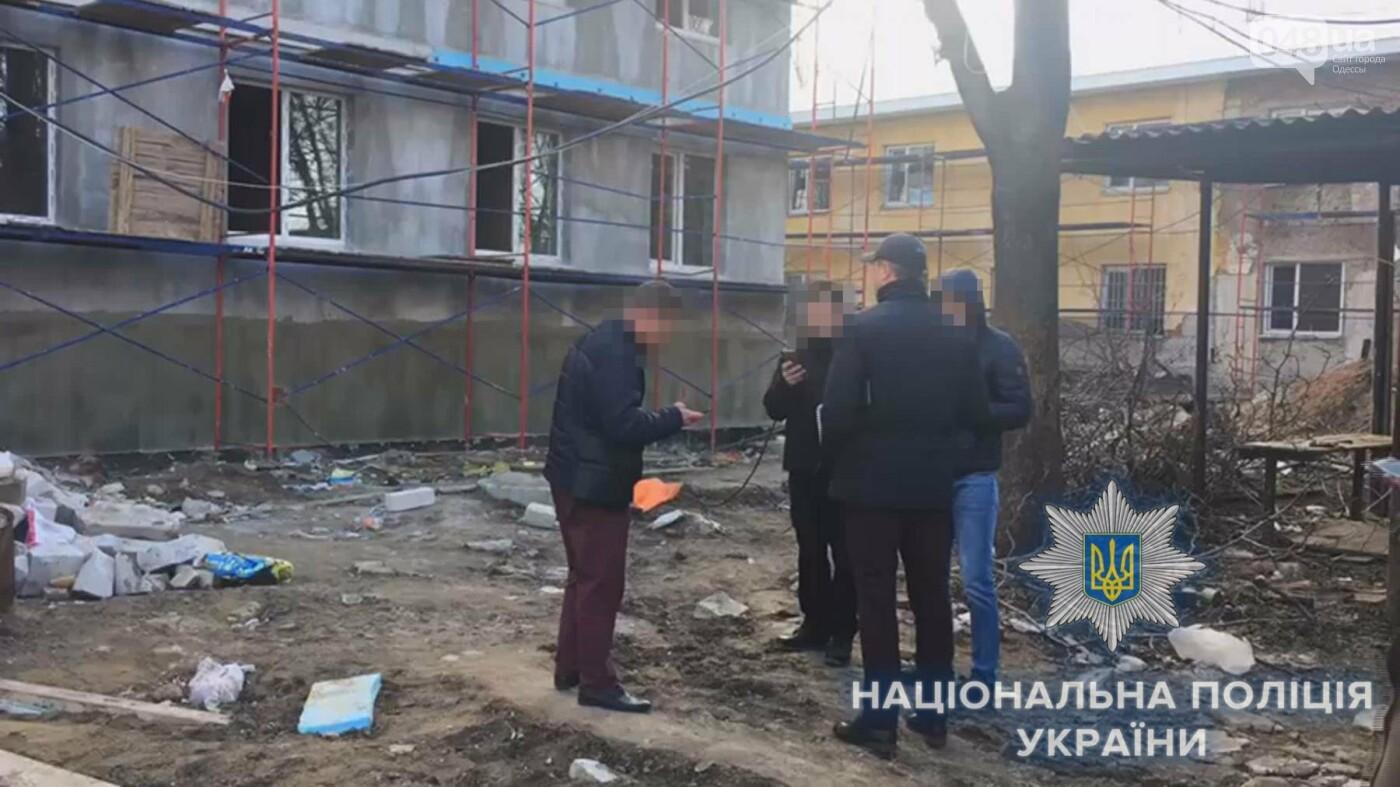 Под Одессой в общежитии нашли труп, фото-1