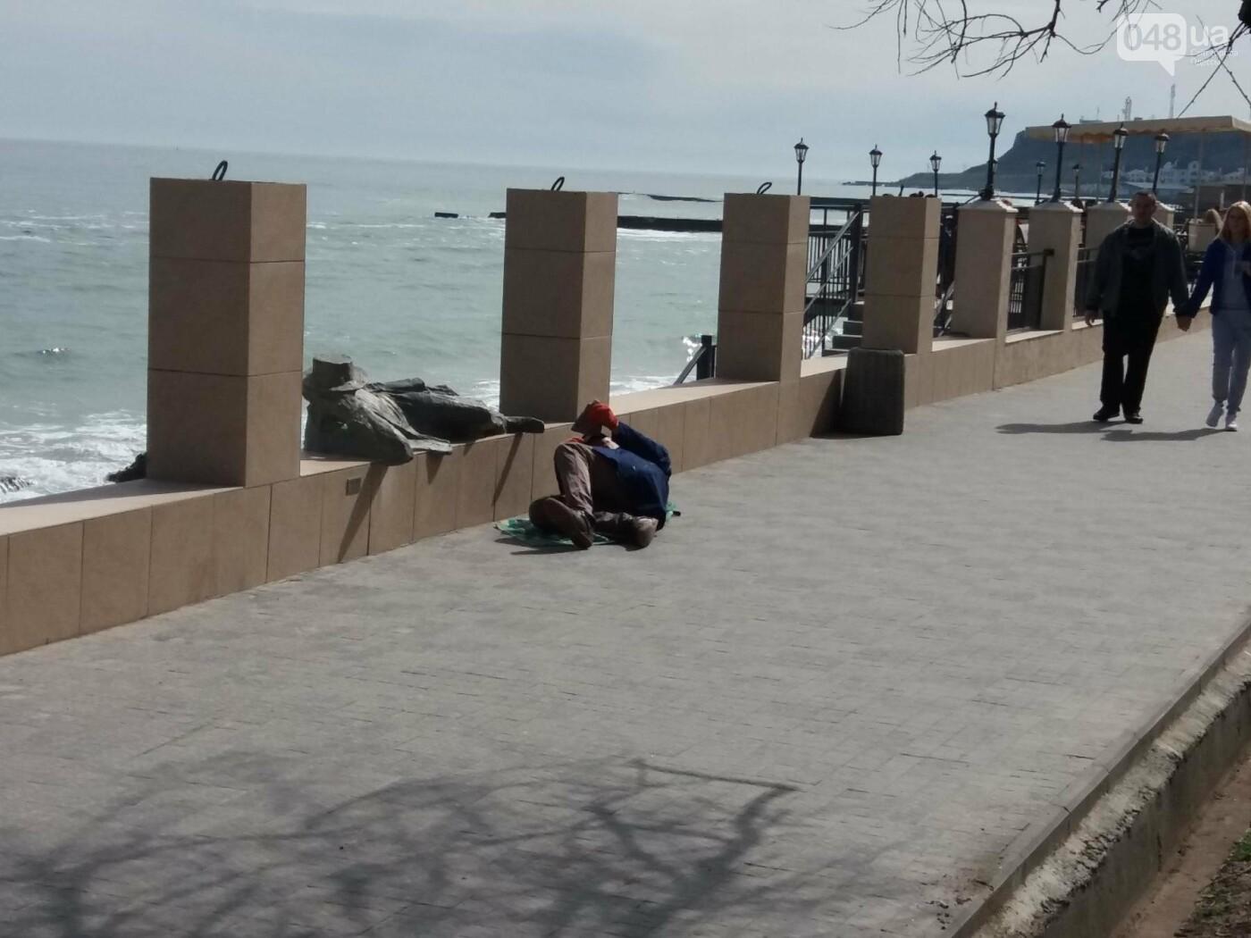 Творческий процесс: на 15 станции фонтана скульптор заканчивает ваять «Мечтателя» (ФОТО, ВИДЕО) , фото-1