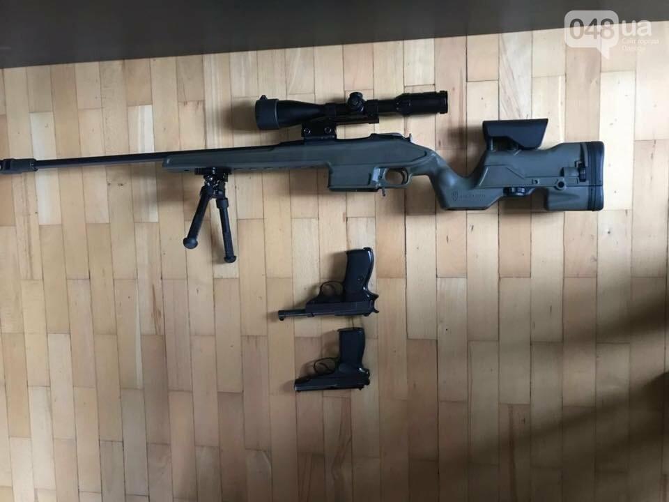 Для провокаций в Одессе злоумышленники приготовили большой арсенал оружия (ФОТО), фото-2