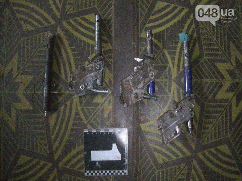 Для провокаций в Одессе злоумышленники приготовили большой арсенал оружия (ФОТО), фото-4