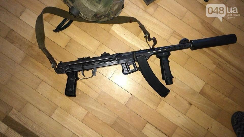 Для провокаций в Одессе злоумышленники приготовили большой арсенал оружия (ФОТО), фото-5