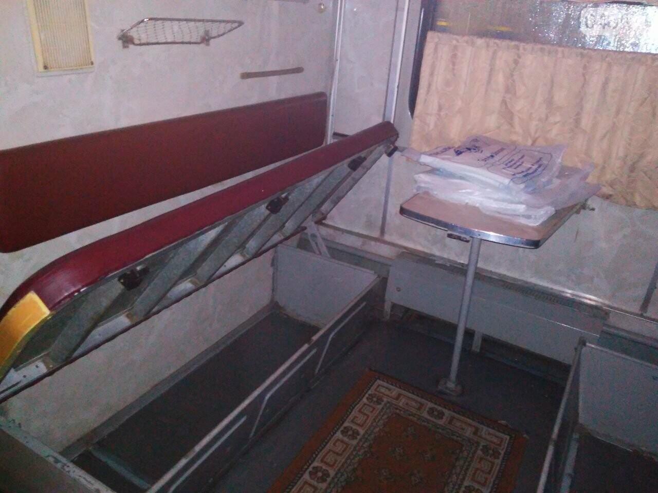 Одесситов возят в Днепр грязные и темные вагоны  (ФОТО) , фото-8