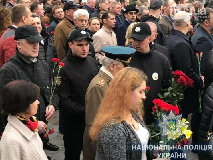 Одесская полиция готова к любым провокациям на Аллее Славы (ФОТО), фото-1