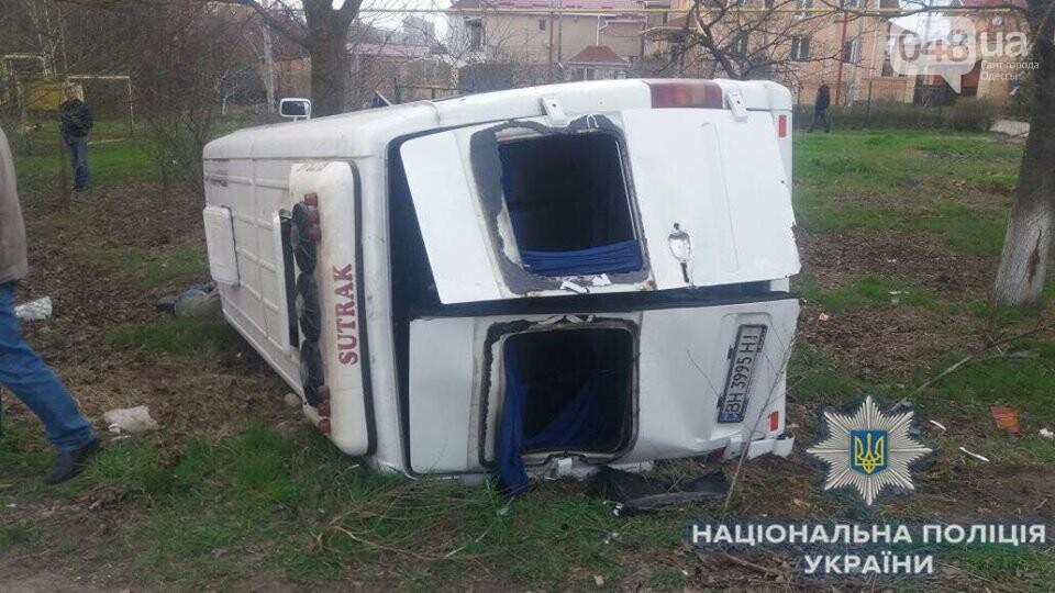 В резонансной аварии с одесской маршруткой тяжело пострадали трое детей (ФОТО, ВИДЕО), фото-2