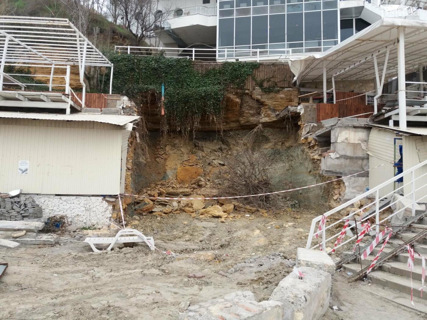 «Работы» на одесском Фонтане выглядят хуже стихийного бедствия (ФОТО, ВИДЕО) , фото-3