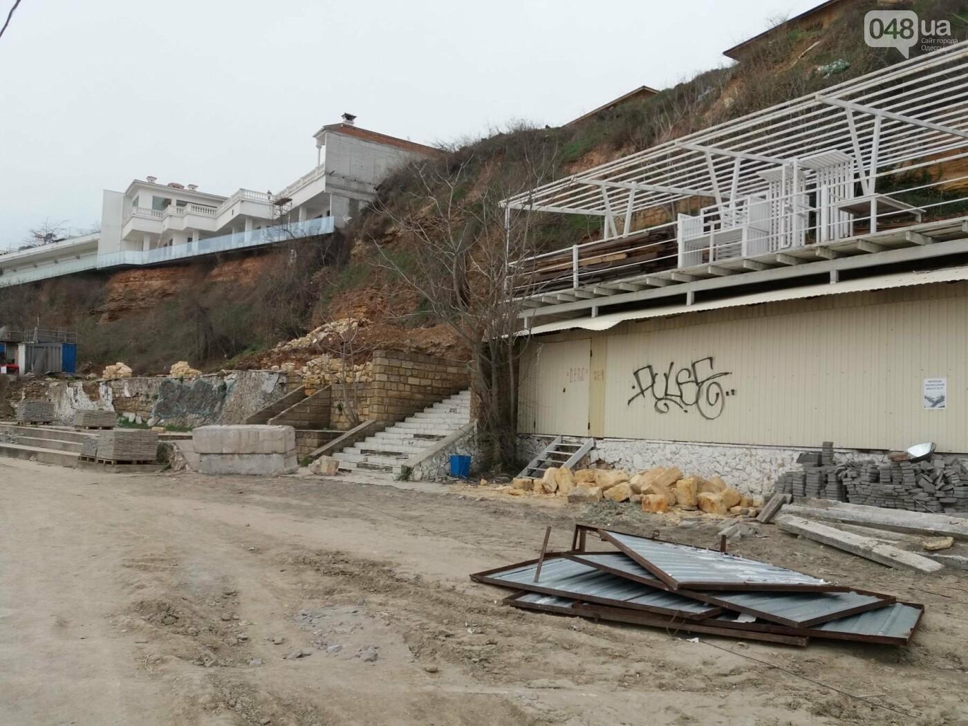 «Работы» на одесском Фонтане выглядят хуже стихийного бедствия (ФОТО, ВИДЕО) , фото-5