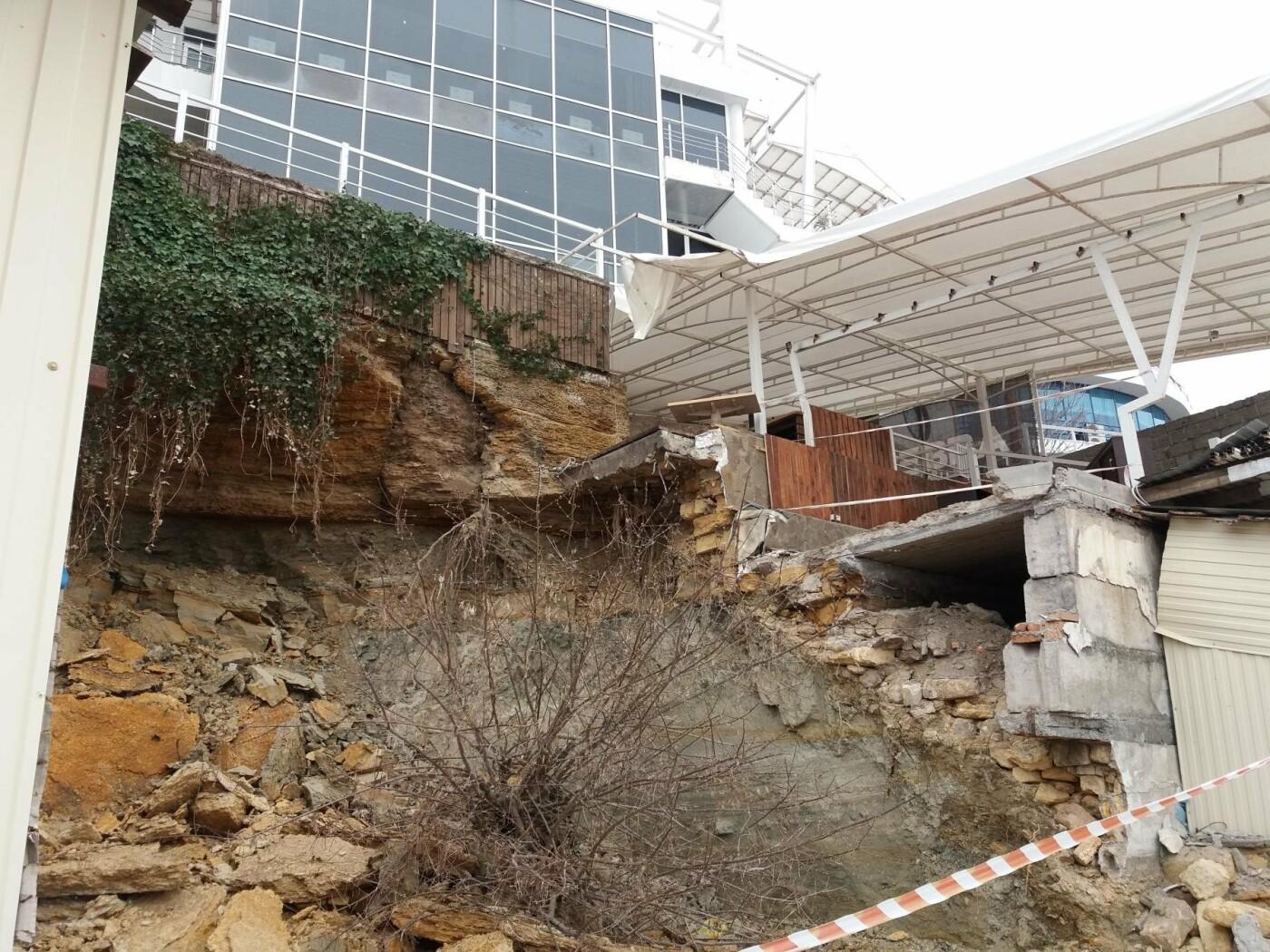 «Работы» на одесском Фонтане выглядят хуже стихийного бедствия (ФОТО, ВИДЕО) , фото-4