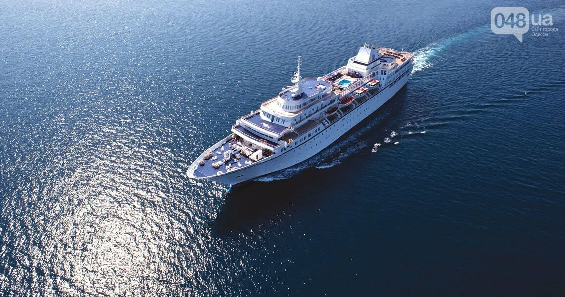 В Одессу зайдет гигантский круизный лайнер, фото-1
