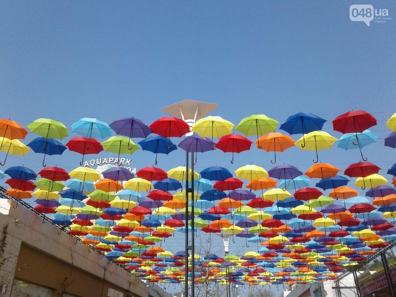 Одесскую Аркадию украсили разноцветные зонты: приходи фотографироваться (ФОТО), фото-4