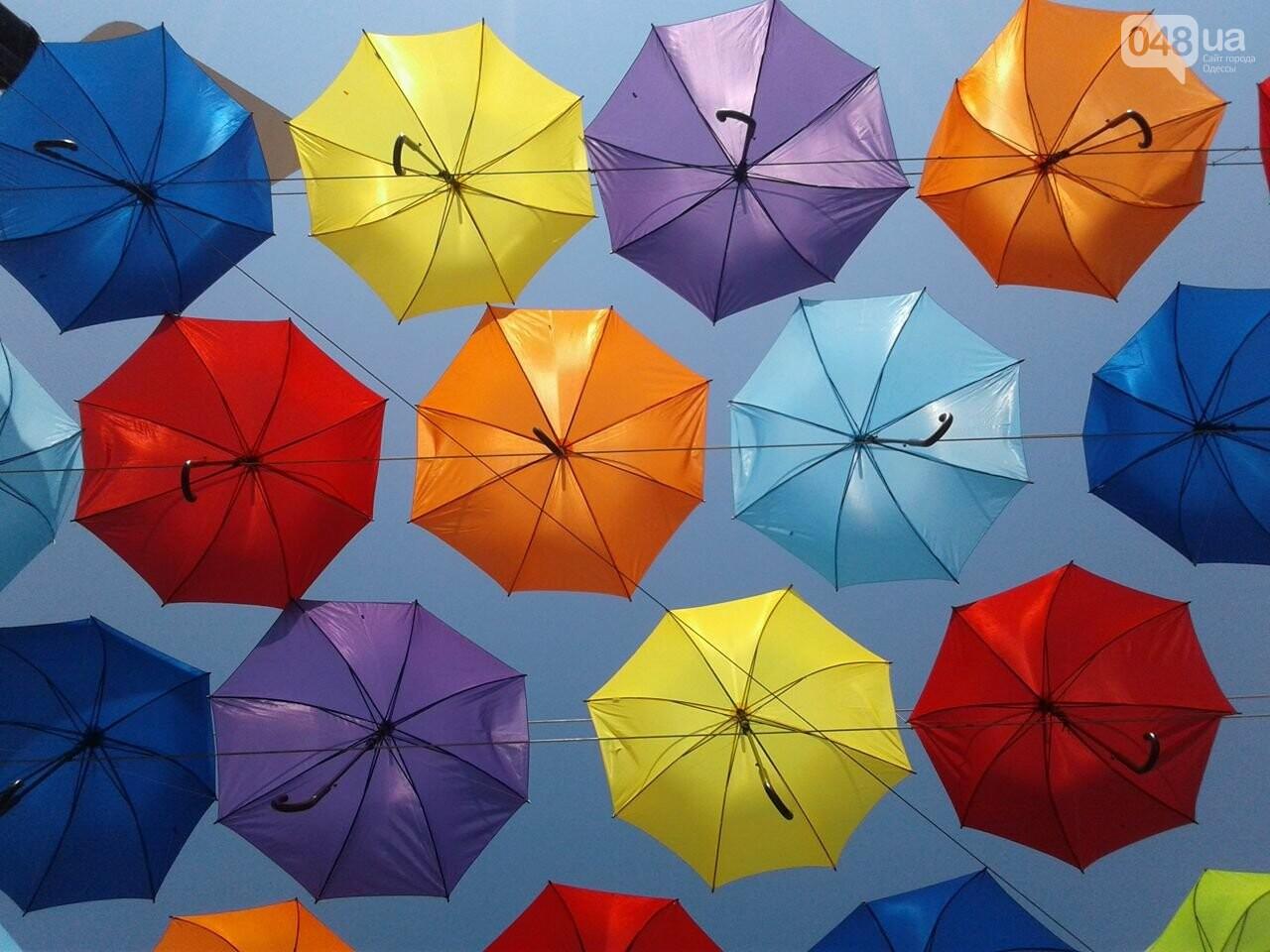 Одесскую Аркадию украсили разноцветные зонты: приходи фотографироваться (ФОТО), фото-3