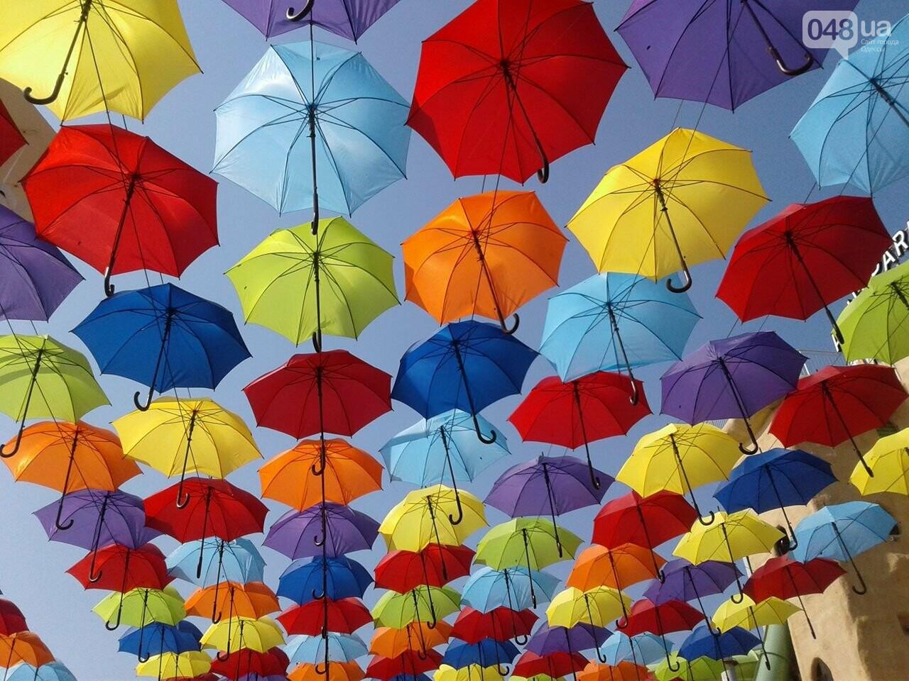 Одесскую Аркадию украсили разноцветные зонты: приходи фотографироваться (ФОТО), фото-5