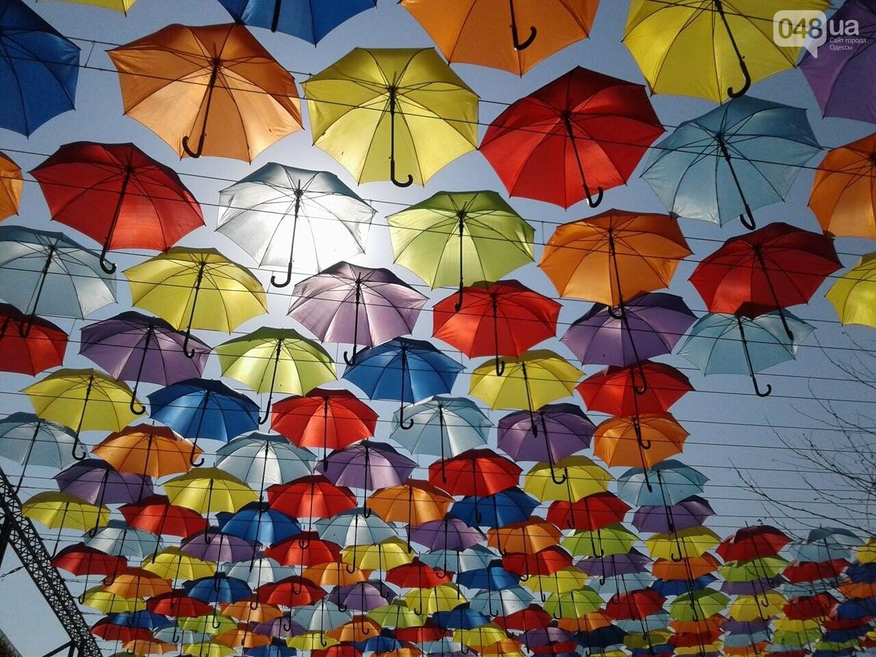 Одесскую Аркадию украсили разноцветные зонты: приходи фотографироваться (ФОТО), фото-7