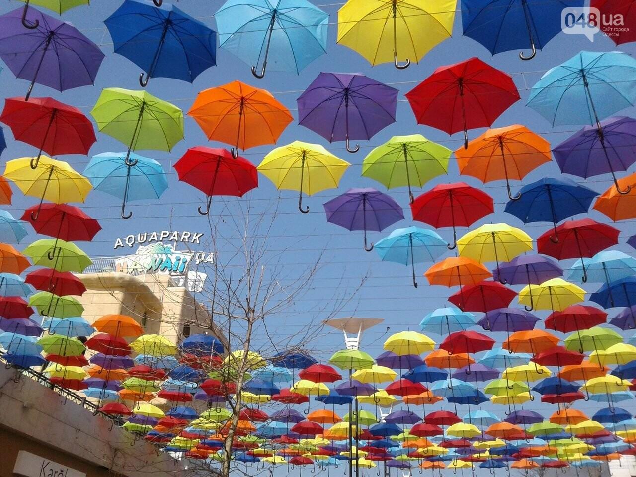 Одесскую Аркадию украсили разноцветные зонты: приходи фотографироваться (ФОТО), фото-8