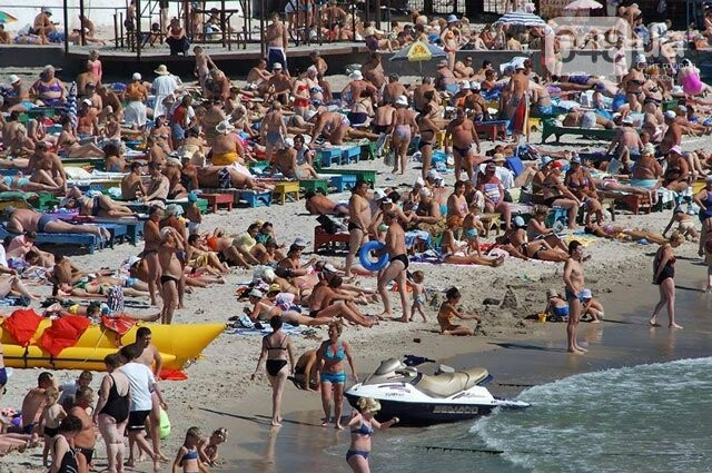 Одесская область по туристам готовится побить рекорд Крыма до оккупации , фото-1