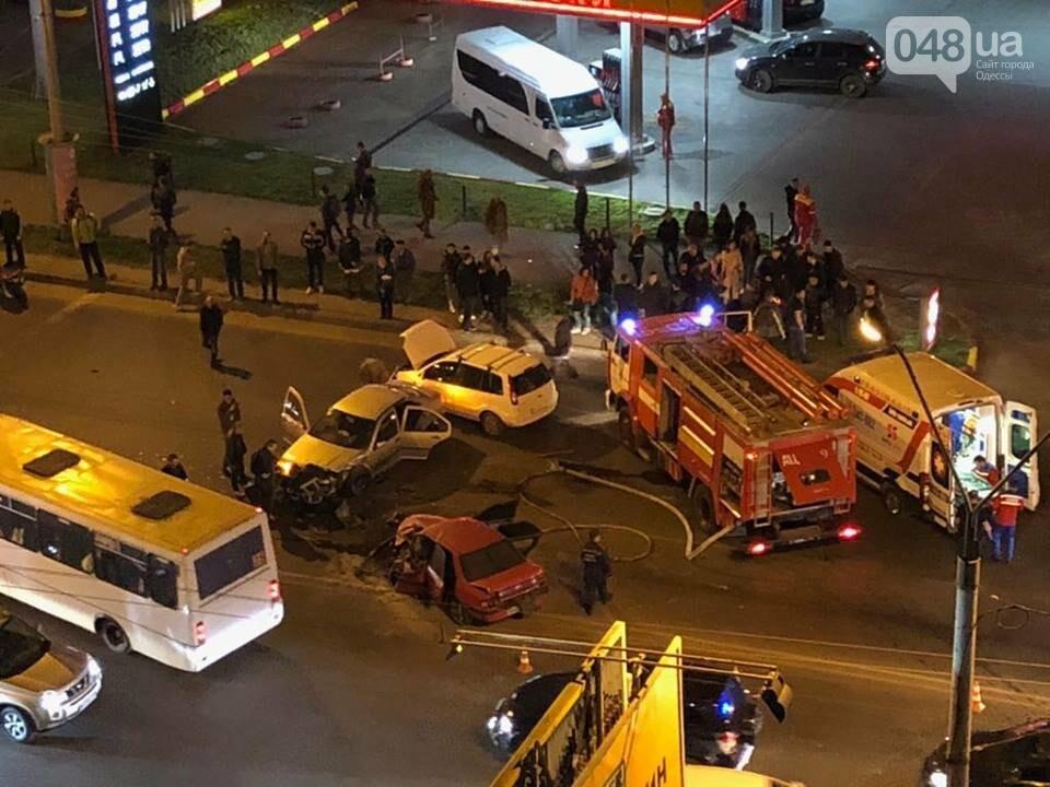 На одесском Таирова произошла жуткая авария (ФОТО) , фото-5
