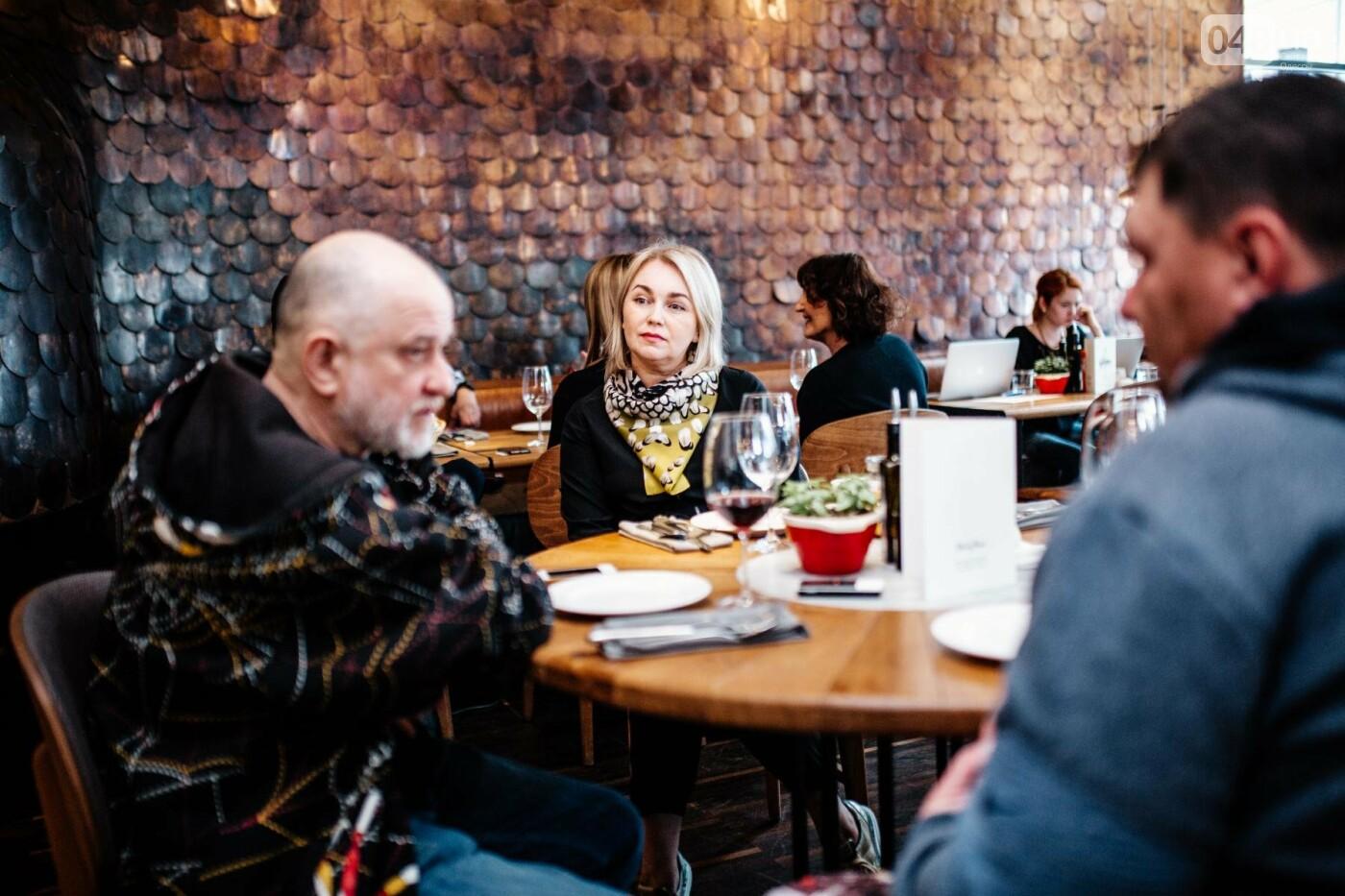 Александр Ройтбурд. О музее, пацанах из Оппоблока и будущем Одессы, фото-7