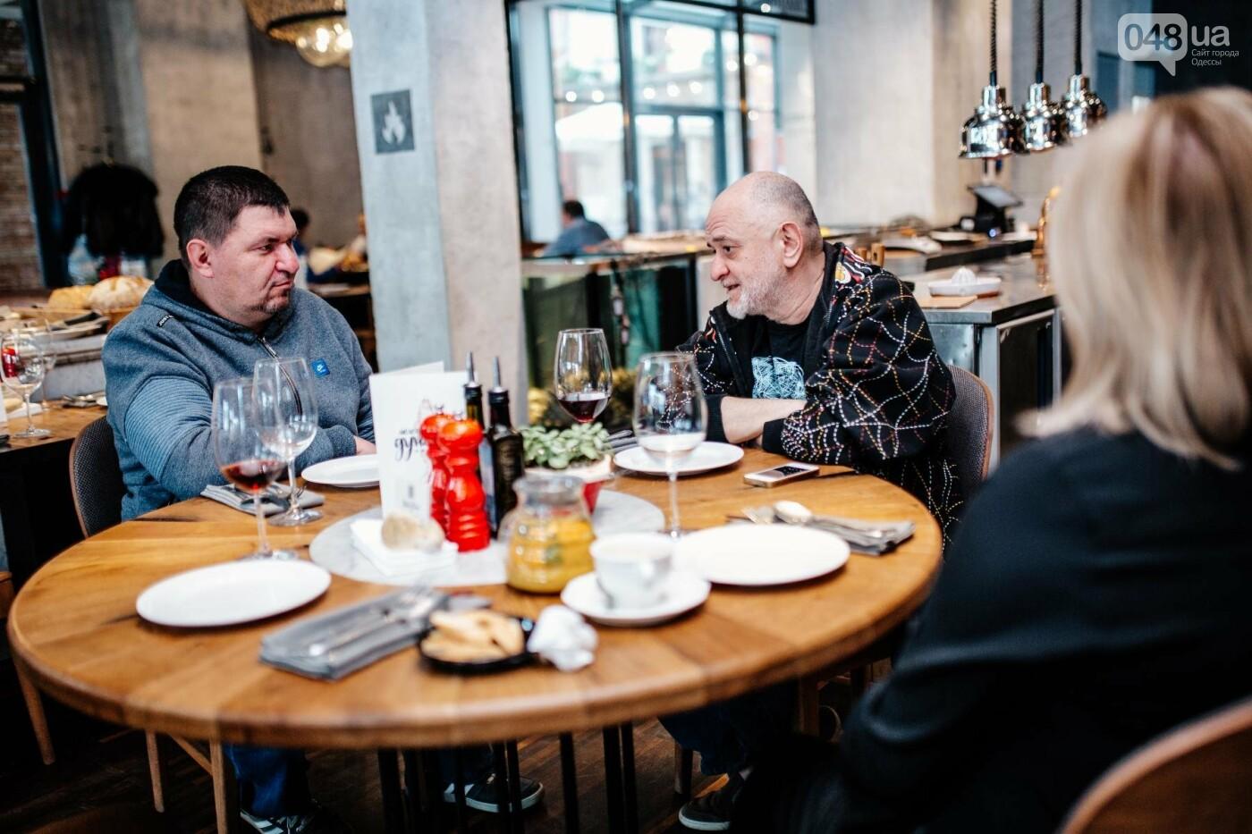 Александр Ройтбурд. О музее, пацанах из Оппоблока и будущем Одессы, фото-5