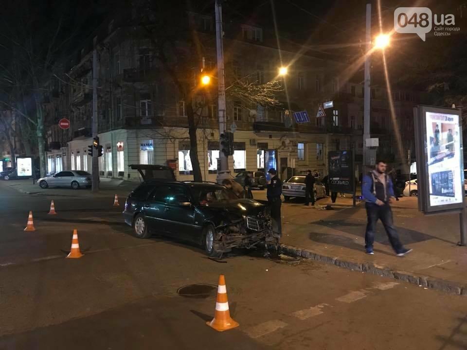 Битва Мерседесов: В центре Одессы случилась эпическая авария на пару миллионов (ФОТО), фото-3