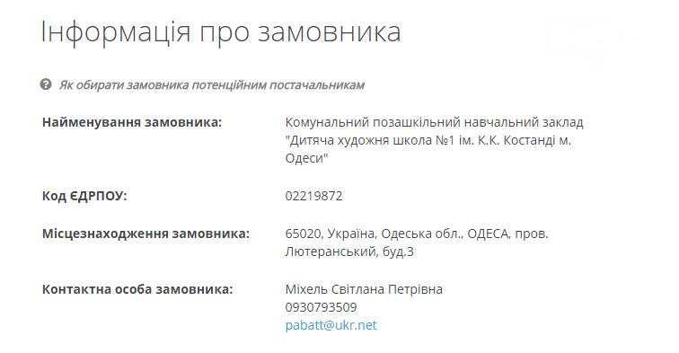 Вообще не смешно: Одесские чиновники начали публиковать «тендера» по Юморине-2018 (ФОТО), фото-2