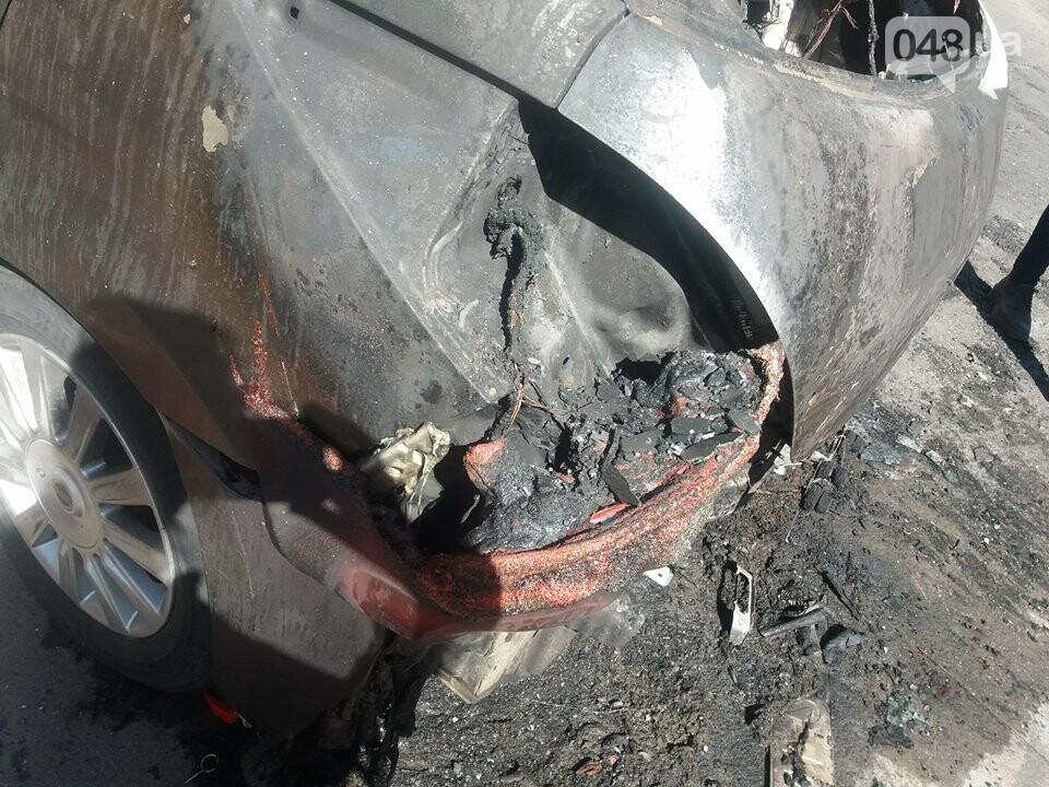 Сгоревшие авто на утро после пожара: что говорят одесситы (ФОТО, ВИДЕО), фото-4