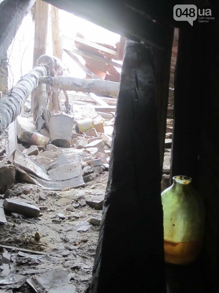 Отчаянные одесситы забрались на крышу дома Гоголя и показали настоящий треш (ФОТО), фото-5
