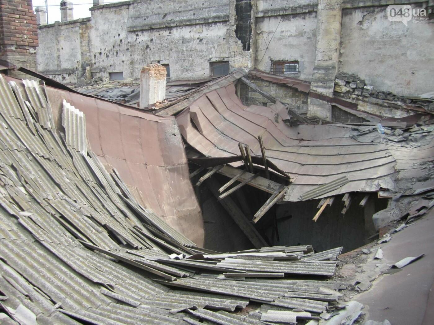 Отчаянные одесситы забрались на крышу дома Гоголя и показали настоящий треш (ФОТО), фото-4