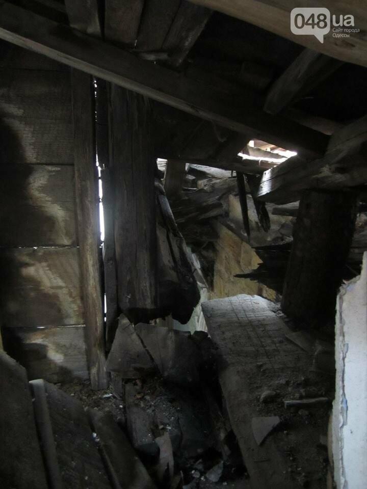 Отчаянные одесситы забрались на крышу дома Гоголя и показали настоящий треш (ФОТО), фото-6