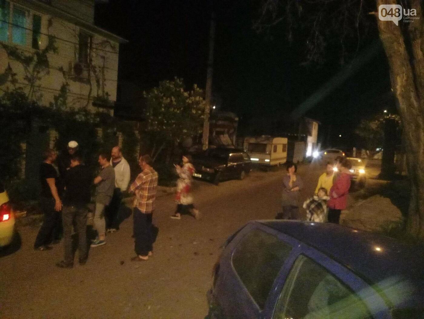 В Одесе угнанное с СТО авто попало в разрушительную аварию (ФОТО), фото-5