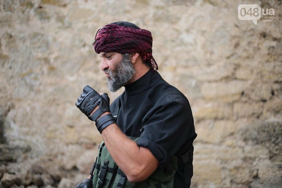 Под Одессой снимают зрелищное кино про террористов (ФОТО), фото-2