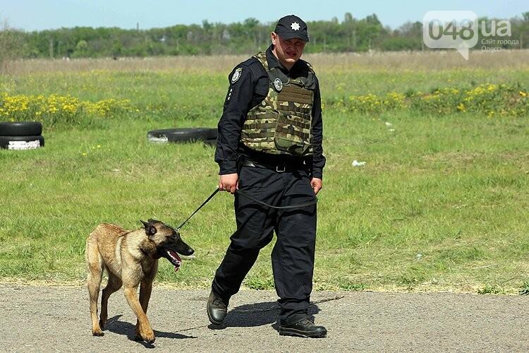 Одеский аэропорт полиция зачистила от условных протестующих (ФОТО), фото-6