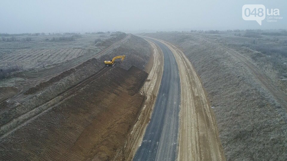 Объездную дорогу вокруг Рени планируют закончить в течении 2018 года(Фото), фото-2