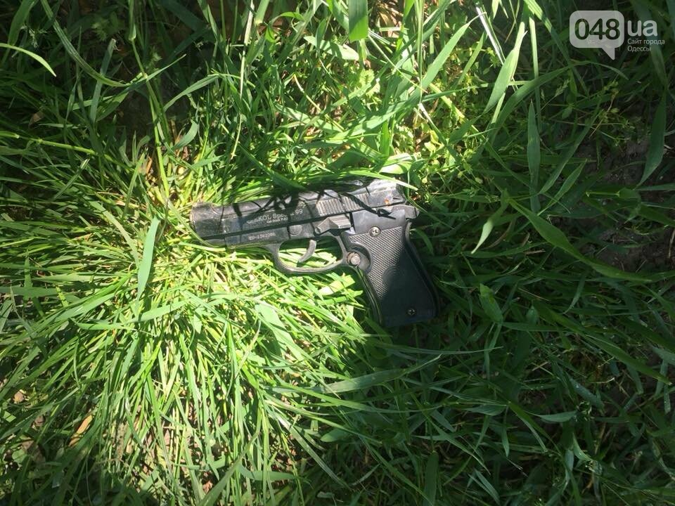 Напал возле дома и стрелял в затылок: Стерненко задержал напавшего на него злоумышленника (ФОТО, ВИДЕО) , фото-3