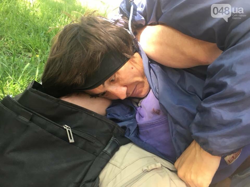 Напал возле дома и стрелял в затылок: Стерненко задержал напавшего на него злоумышленника (ФОТО, ВИДЕО) , фото-2