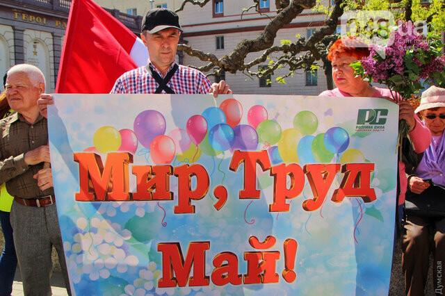 Агрессивная сторонница «русского мира» гонялась за полицейскими с древком от флага: старушку поймали, древко отобрали (ФОТО) , фото-7