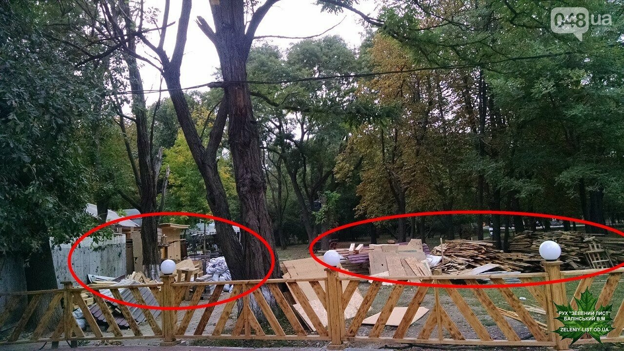 Сгоревшее в Одессе кафе работало с вопиющими нарушениями пожарной безопасности (ФОТО), фото-7